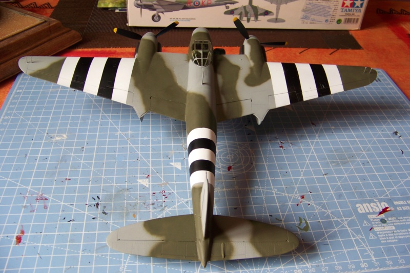 "DH 98 ""Mossie"" NF MK XIII 1/48  "" FINI ! "" - Page 2 100_5680"