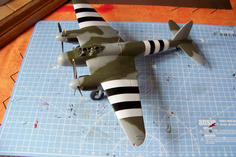 "DH 98 ""Mossie"" NF MK XIII 1/48  "" FINI ! "" - Page 2 100_5681"