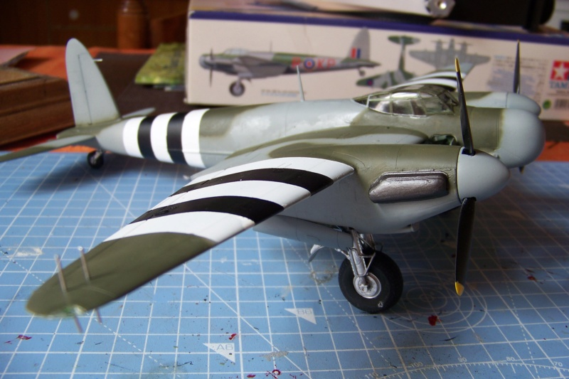 "DH 98 ""Mossie"" NF MK XIII 1/48  "" FINI ! "" - Page 2 100_5682"