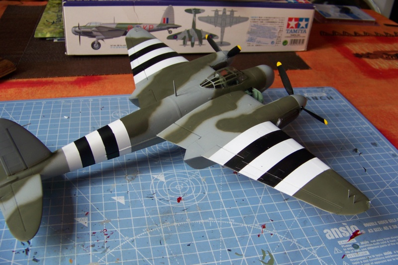 "DH 98 ""Mossie"" NF MK XIII 1/48  "" FINI ! "" - Page 2 100_5683"