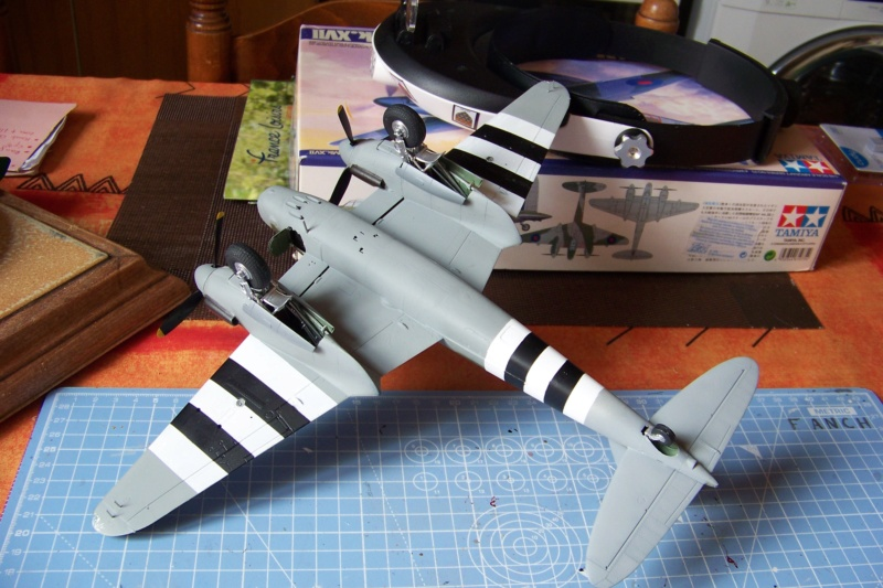 "DH 98 ""Mossie"" NF MK XIII 1/48  "" FINI ! "" - Page 2 100_5684"
