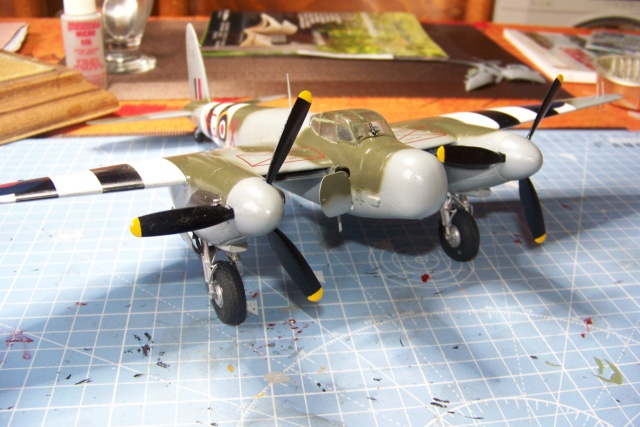 "DH 98 ""Mossie"" NF MK XIII 1/48  "" FINI ! "" - Page 2 100_5689"
