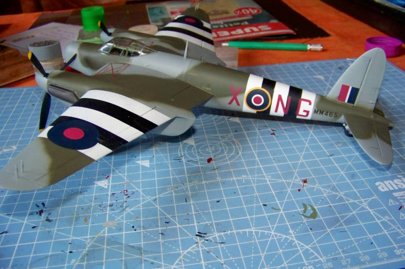 "DH 98 ""Mossie"" NF MK XIII 1/48  "" FINI ! "" - Page 3 100_5694"