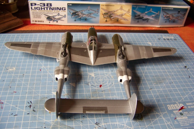 P-38J, ALG-A10 CATZ 07/44 ( Academy 1/48)( FINI ) - Page 3 100_5714