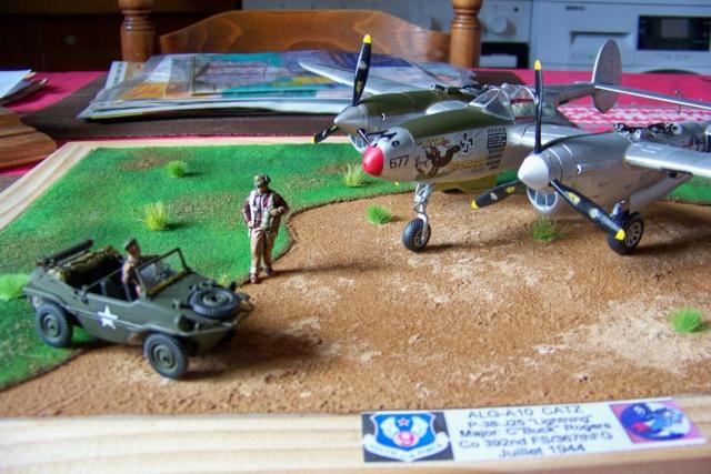 P-38J, ALG-A10 CATZ 07/44 ( Academy 1/48)( FINI ) - Page 4 100_5743