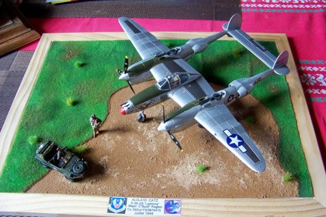P-38J, ALG-A10 CATZ 07/44 ( Academy 1/48)( FINI ) - Page 4 100_5744