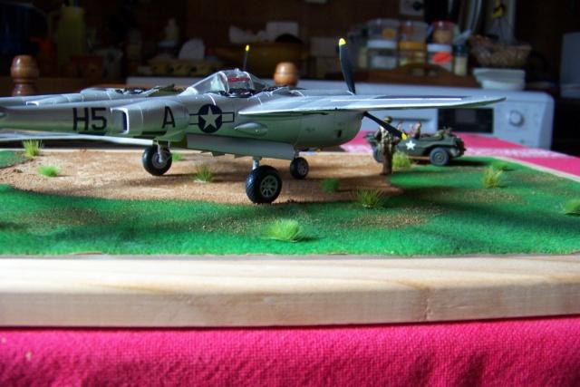 P-38J, ALG-A10 CATZ 07/44 ( Academy 1/48)( FINI ) - Page 4 100_5748