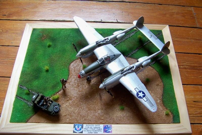 P-38J, ALG-A10 CATZ 07/44 ( Academy 1/48)( FINI ) - Page 4 100_5751