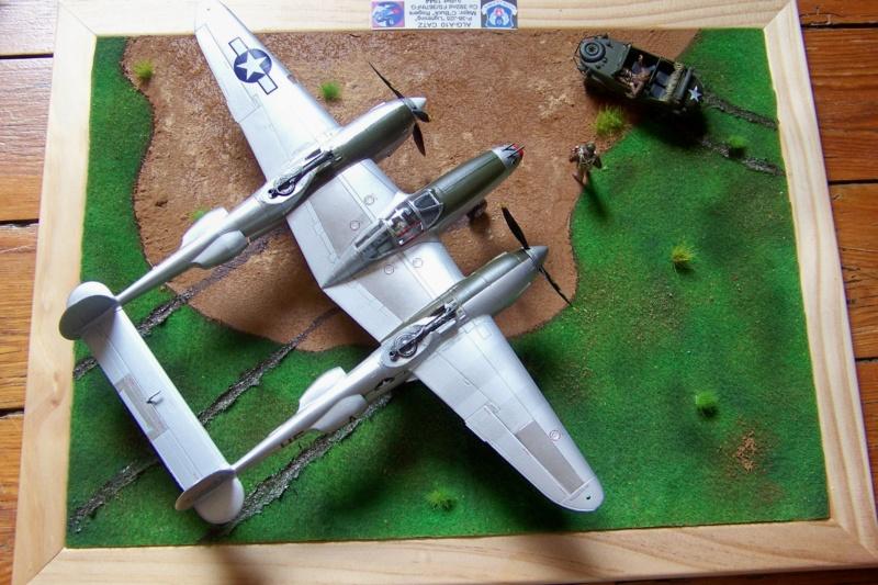 P-38J, ALG-A10 CATZ 07/44 ( Academy 1/48)( FINI ) - Page 4 100_5753