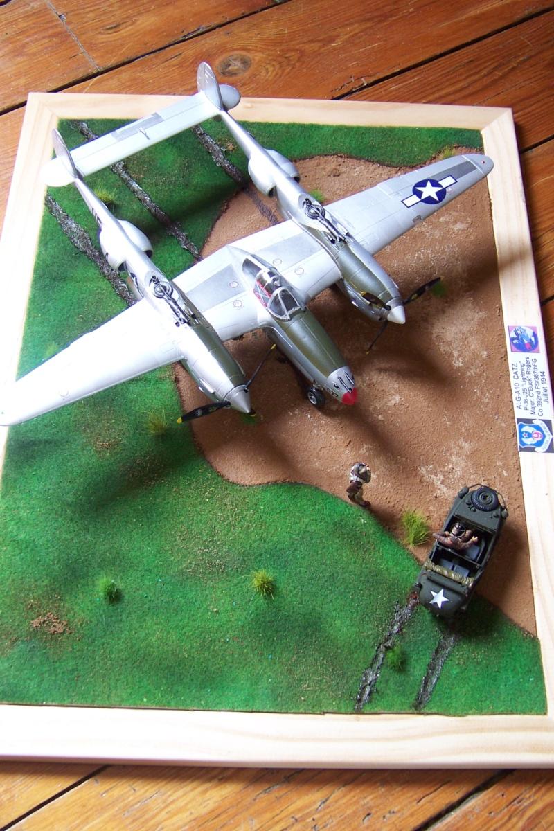P-38J, ALG-A10 CATZ 07/44 ( Academy 1/48)( FINI ) - Page 4 100_5754