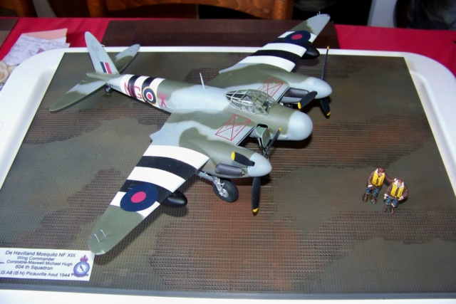 "DH 98 ""Mossie"" NF MK XIII 1/48  "" FINI ! "" - Page 3 100_5770"