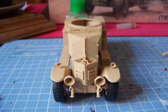 Rolls Royce British Armored Car  Meng 1/35 100_5774