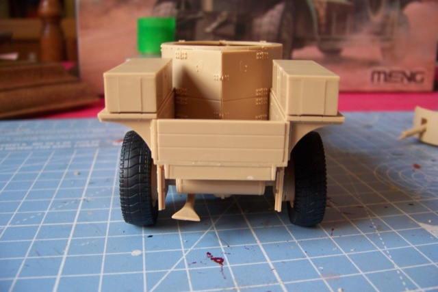 Rolls Royce British Armored Car  Meng 1/35 100_5777