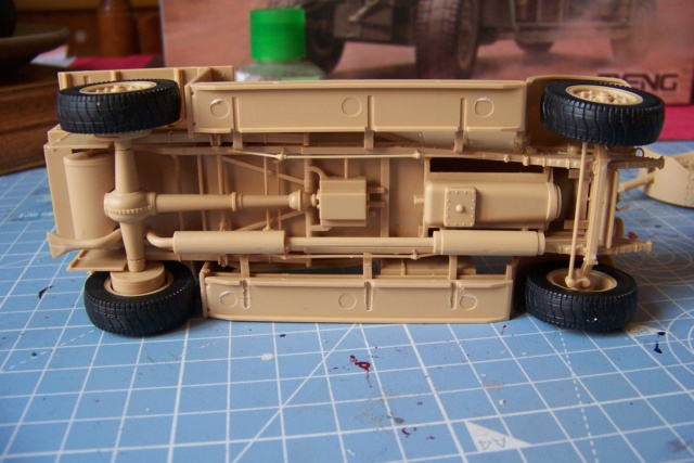 Rolls Royce British Armored Car  Meng 1/35 100_5778