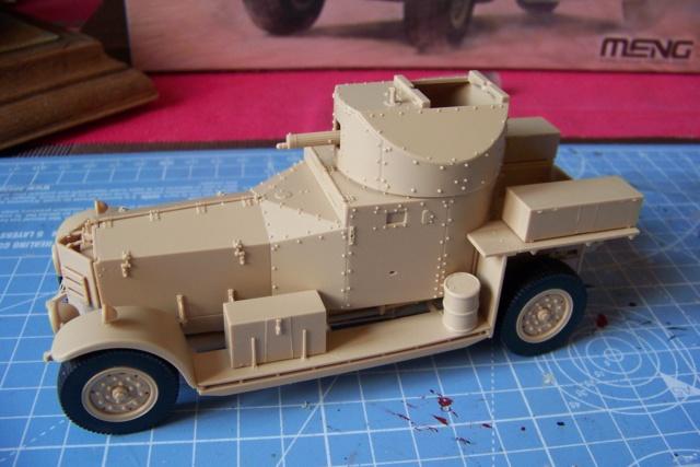 Rolls Royce British Armored Car  Meng 1/35 100_5781