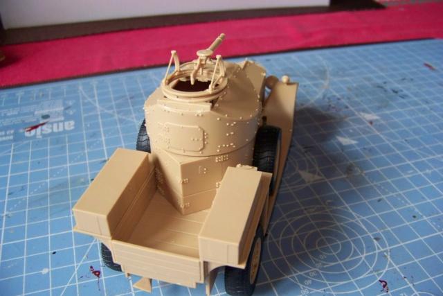 Rolls Royce British Armored Car  Meng 1/35 100_5782