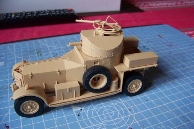 Rolls Royce British Armored Car  Meng 1/35 100_5783
