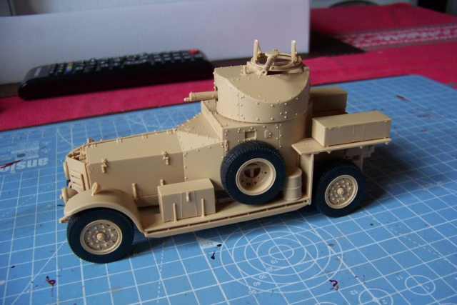 Rolls Royce British Armored Car  Meng 1/35 100_5784