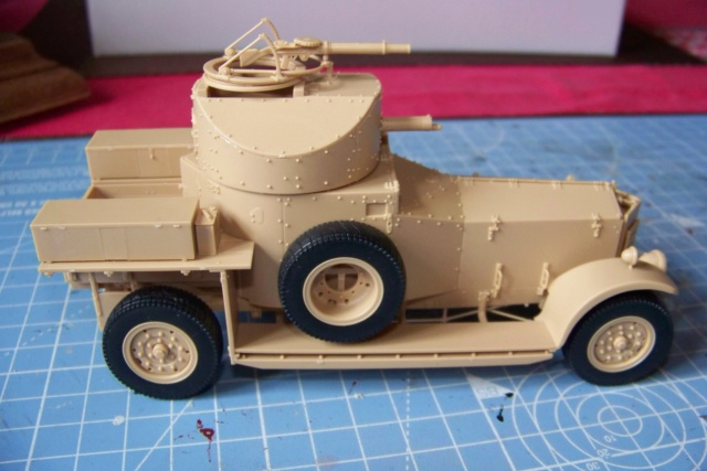 Rolls Royce British Armored Car  Meng 1/35 100_5785
