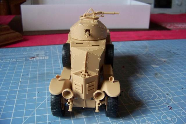 Rolls Royce British Armored Car  Meng 1/35 100_5786