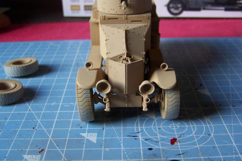 Rolls Royce British Armored Car  Meng 1/35 100_6111