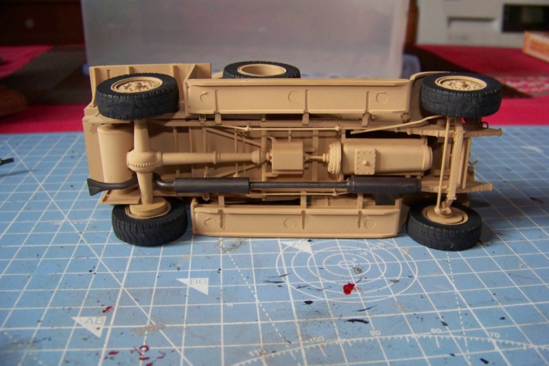 Rolls Royce British Armored Car  Meng 1/35 - Page 2 100_6214