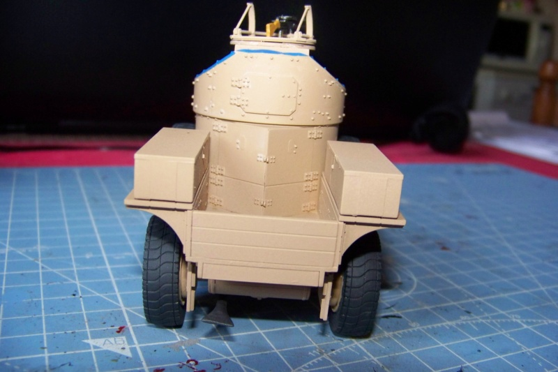 Rolls Royce British Armored Car  Meng 1/35 - Page 2 100_6218
