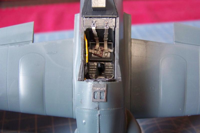 Me 109 G10 Eduard 1/48 (Fini) 100_6247