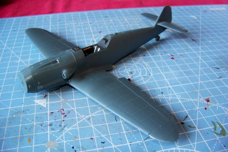 Me 109 G10 Eduard 1/48 (Fini) 100_6248