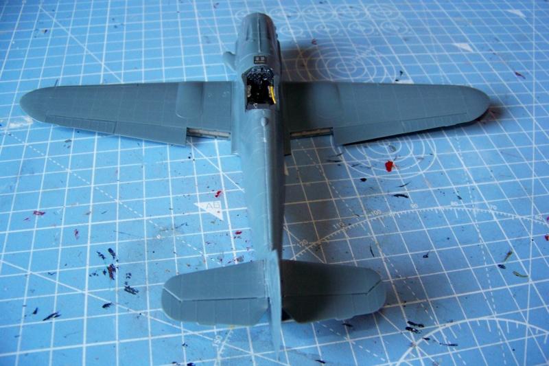 Me 109 G10 Eduard 1/48 (Fini) 100_6249