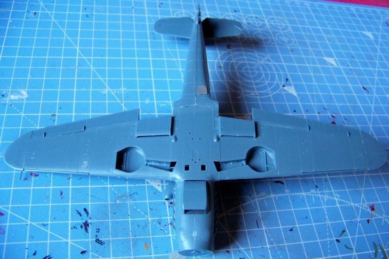 Me 109 G10 Eduard 1/48 (Fini) 100_6250