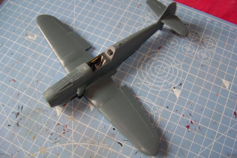 Me 109 G10 Eduard 1/48 (Fini) 100_6253