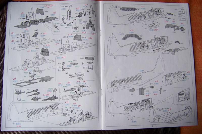 Ouvre Boite TBD-1 Devastator Great Wall Hobby 1/48 100_6266