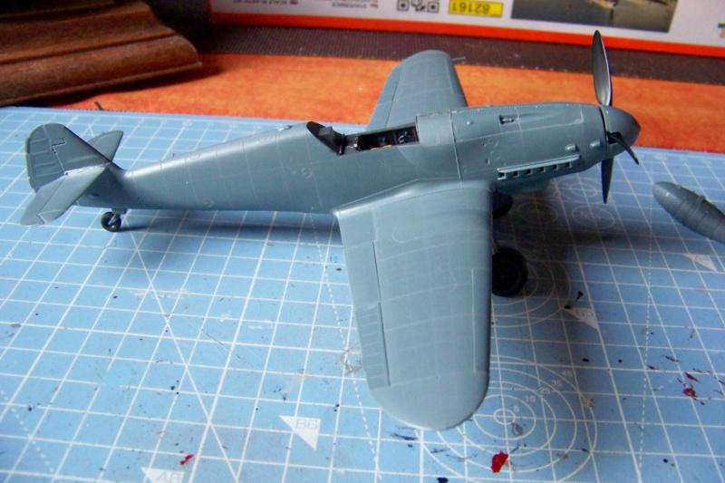 Me 109 G10 Eduard 1/48 (Fini) 100_6314