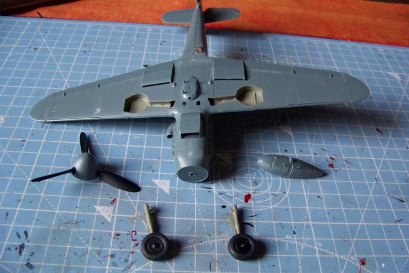 Me 109 G10 Eduard 1/48 (Fini) 100_6315