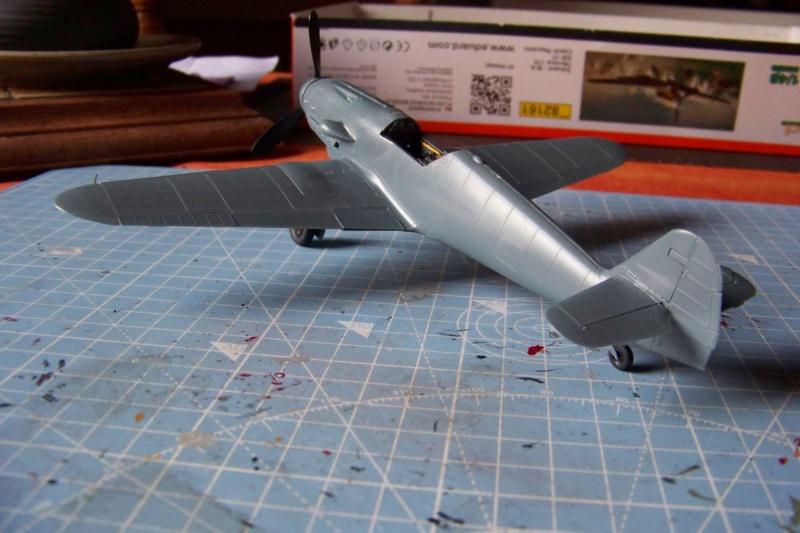 Me 109 G10 Eduard 1/48 (Fini) 100_6316