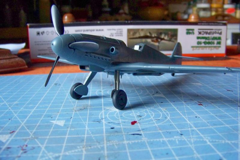 Me 109 G10 Eduard 1/48 (Fini) 100_6317