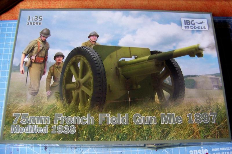 75mm Mle 1897 Modifié 1938 ( IBG 1/35) Fini 100_6320