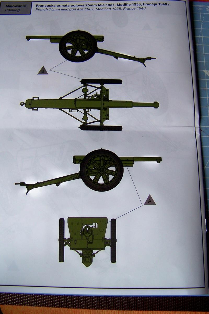 75mm Mle 1897 Modifié 1938 ( IBG 1/35) Fini 100_6322