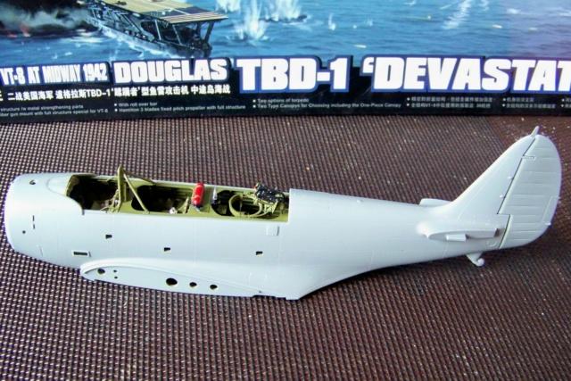 Devastator TBD-1 Bataille de la mer de Corail Mai 1942 ( GWH 1/48) 100_6354