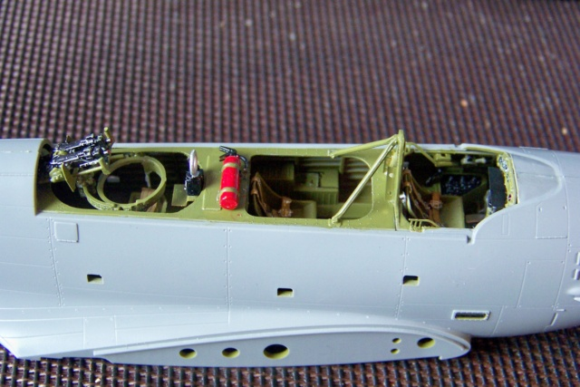 Devastator TBD-1 Bataille de la mer de Corail Mai 1942 ( GWH 1/48) 100_6355