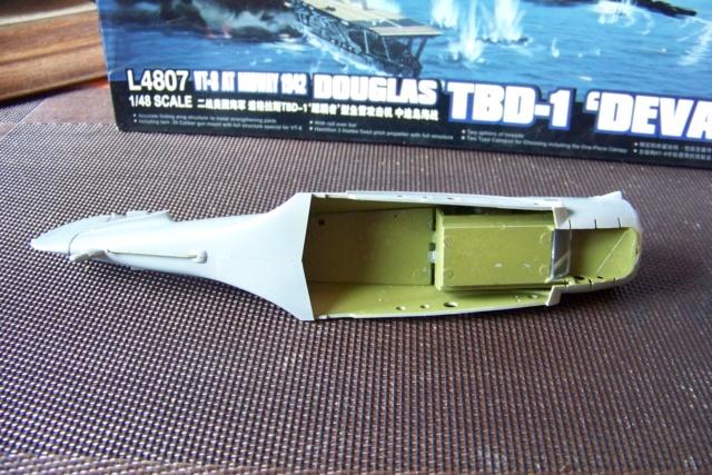 Devastator TBD-1 Bataille de la mer de Corail Mai 1942 ( GWH 1/48) 100_6358
