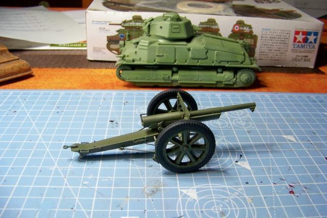 75mm Mle 1897 Modifié 1938 ( IBG 1/35) Fini - Page 2 100_6360
