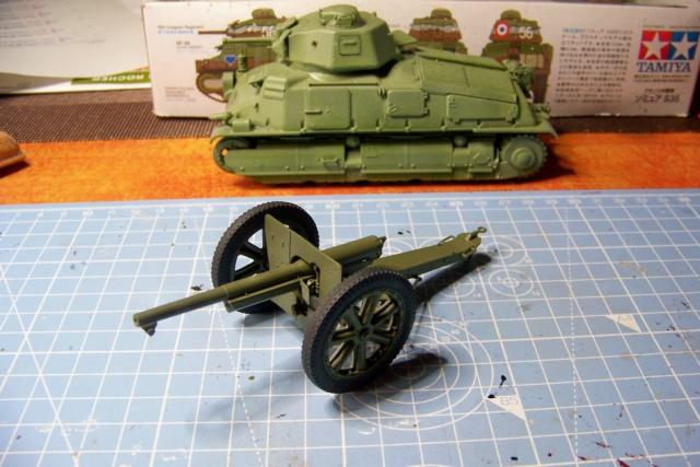 75mm Mle 1897 Modifié 1938 ( IBG 1/35) Fini - Page 2 100_6362