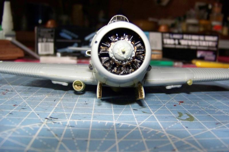 Devastator TBD-1 Bataille de la mer de Corail Mai 1942 ( GWH 1/48) 100_6730