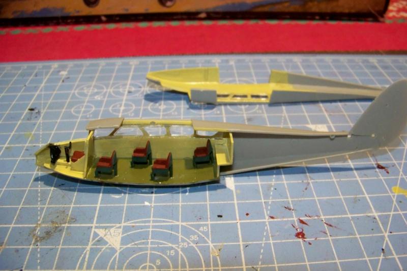 DH 89 Dragon rapide Heller 1/72 100_6828