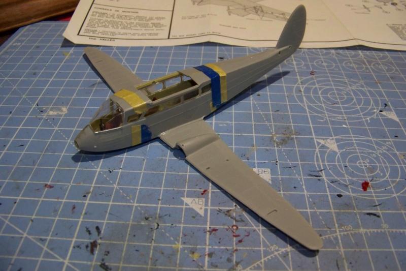 DH 89 Dragon rapide Heller 1/72 100_6832