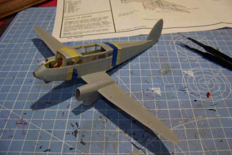 DH 89 Dragon rapide Heller 1/72 100_6833