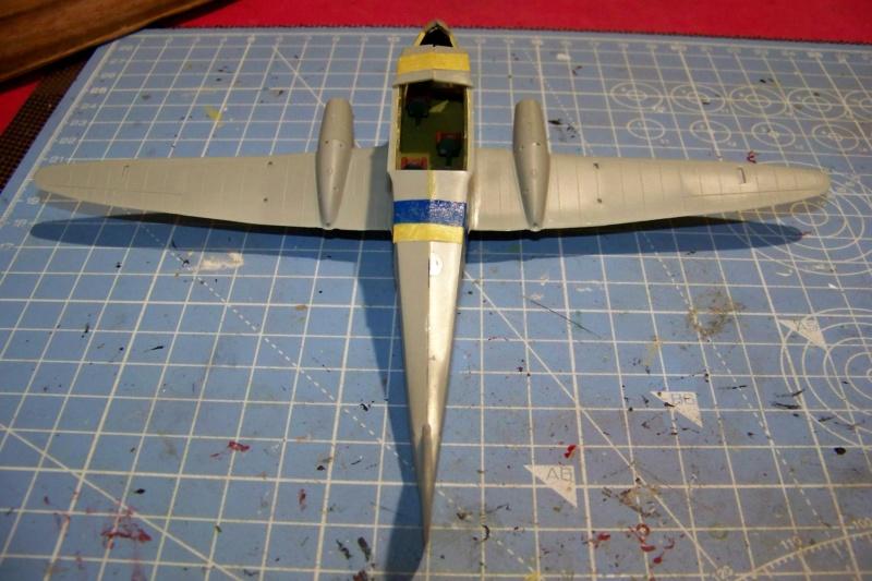 DH 89 Dragon rapide Heller 1/72 100_6834