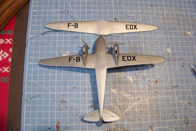DH 89 Dragon rapide Heller 1/72 100_6845